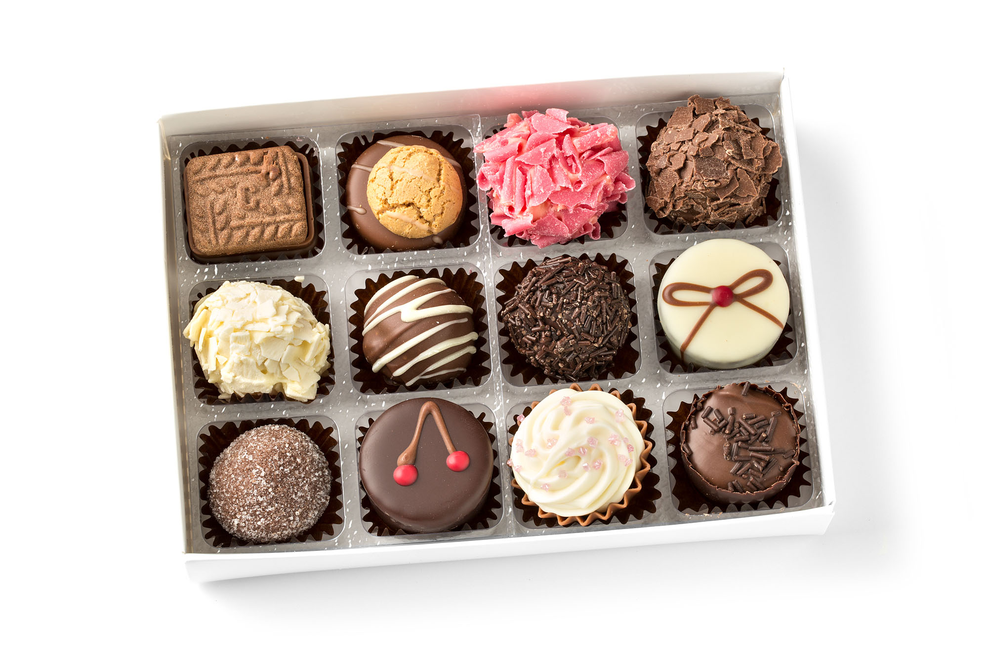 Luxury Handmade Chocolates Uk