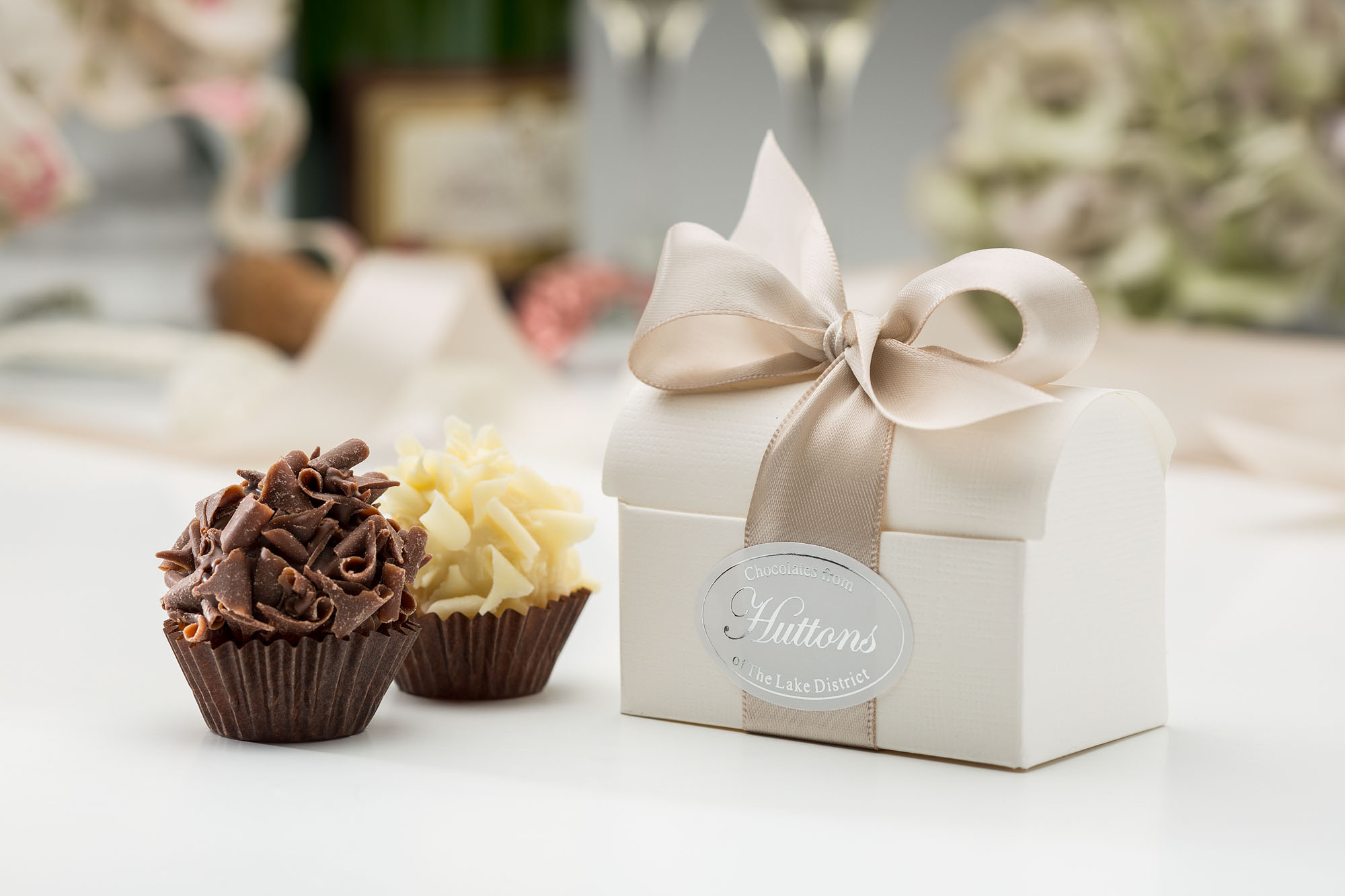Wedding Favours | Chocolate Wedding Gifts | Wedding Table Gifts