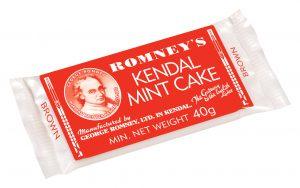 Romneys brown kendal mint cake