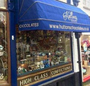 Huttons Chocolate Shop
