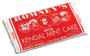 Romneys brown kendal mint cake
