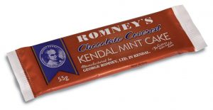 Romneys chocolate kendal mint cake 55g