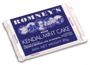 Romneys white kendal mint cake 85g