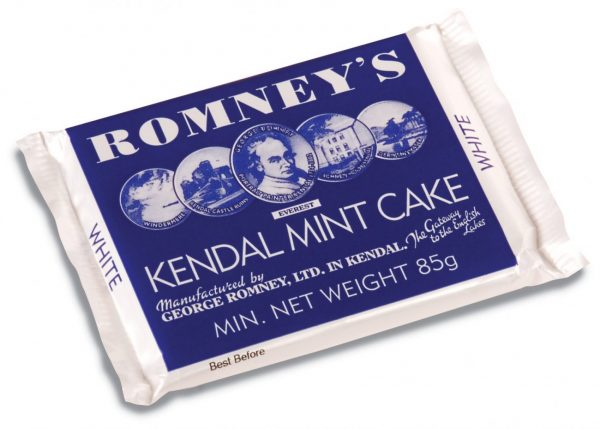 Romneys white kendal mint cake 85g
