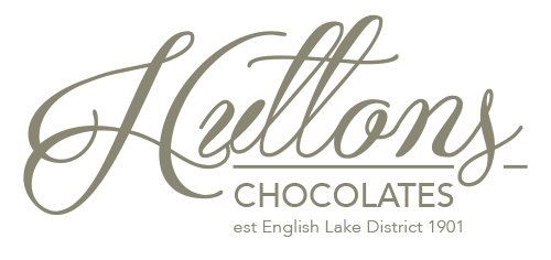 Huttons Chocolates of the Lake District - Main Logo