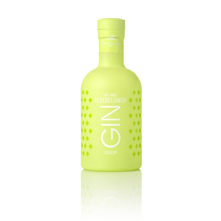 the lakes distillery elderflower gin
