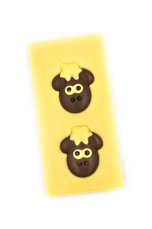 lakeland sheep white chocolate bar