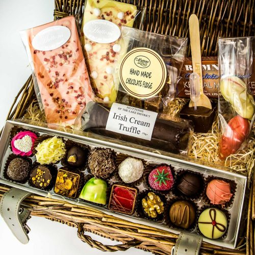 Chocoholics luxury hamper