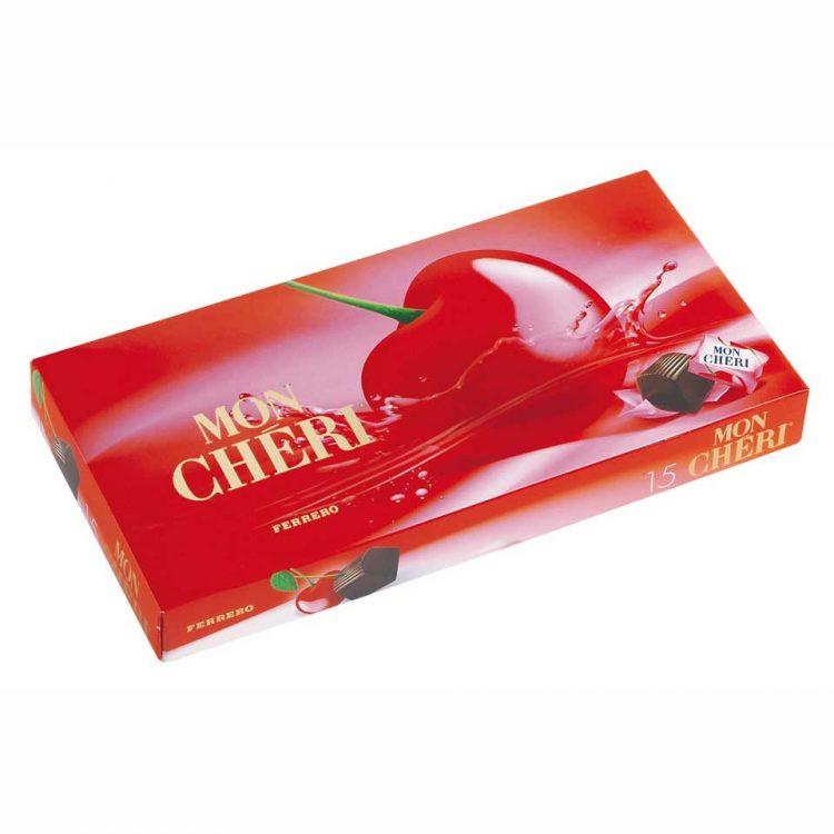 mon cheri chocolates