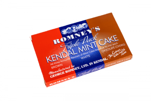 romneys triple pack of mint cake