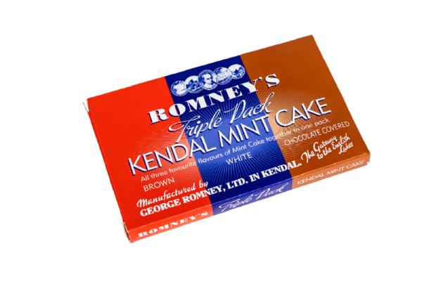 romneys triple pack of mint cake
